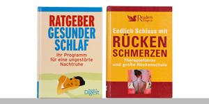 Gesundheitskommunikation Ratgeber Print Gesunder Schlaf