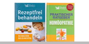 Gesundheitskommunikation Ratgeber Print Rezeptfrei behandeln