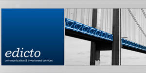 edicto - Investor-Relations und IPO