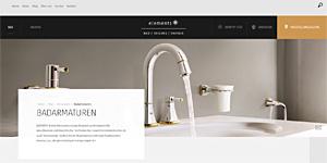 mehr als 800 Produktseiten rund um Bad, Heizung und Smart Home